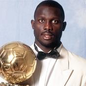 Ballon d'Or 1995, Georges Weah (Libéria)