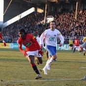 Agen-PSG 2-3 (16es de finale en 2011)