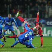 Arras-PSG 3-4 (32es de finale en 2013)