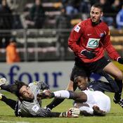 Martigues-PSG 1-4 (8es de finale en 2011)