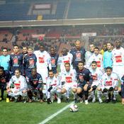 PSG-Aubervilliers 5-0 (32es de finale en 2010)