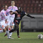 PSG-Evian TG 3-1 (16es de finale en 2010)