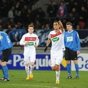 Sablé-sur-Sarthe-PSG 0-4 (16es de finale en 2012)