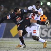 Vesoul-PSG 0-1 (8es de finale en 2010)