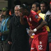 Akhisar Beledyespor-Galatasaray, Drogba