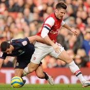 Arsenal-Blackburn : Giroud