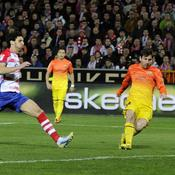 Grenade-Barça : Messi