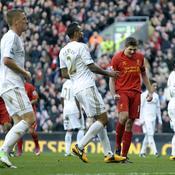 Liverpool : Gerrard