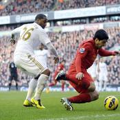 Liverpool : Suarez