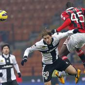 Milan AC-Parme, Balotelli