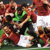 Roma-Juve : Totti