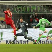 Wolfsburg-Bayern, Robben