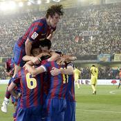 Eliminé en Ligue des Champions, le Barça s'est vengé sur Villarreal