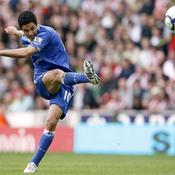 L'ancien Parisien Mikel Arteta n'a pas trouvé la faille face à Stoke City