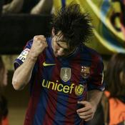 Messi a signé un doublé contre le Sous-marin Jaune