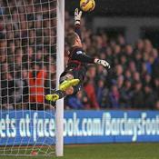 Crystal Palace-Liverpool : Mignolet