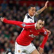 Manchester United-Tottenham, Berbatov