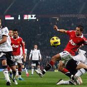 Manchester United-Tottenham, Hernandez