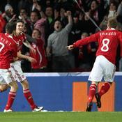 Le Danemark fête sa qualification