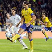Zlatan Ibrahimovic en tête de file