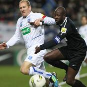 Chambly-AJA, Gricthing