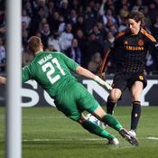 Copenhague - Chelsea : Fernando Torres