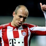 Inter Milan - Bayern Munich : Arjen Robben