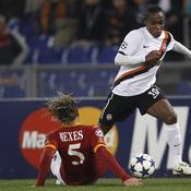 Roma-Shakhtar Mexès-Willian