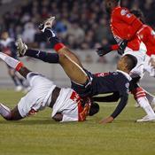 Bordeaux - Monaco : David Bellion