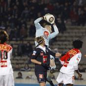 Bordeaux - Monaco : Stéphane Ruffier