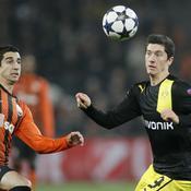 Dortmund Lewandowski