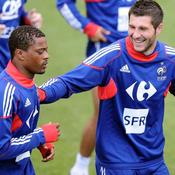 Patrice Evra, André-Pierre Gignac