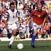 France-République Tchèque: Euro 1996