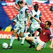 Zidane et les Bleus souffrent