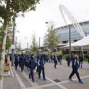 Balade autour de Wembley
