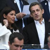Nicolas Sarkozy et la Maire de Paris