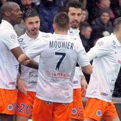 Guingamp-Montpellier joie