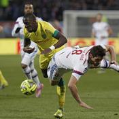 Lyon-Nantes Gourcuff