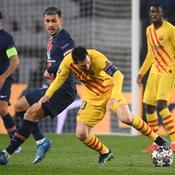 Messi met le feu dans la défense parisienne