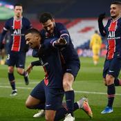 Mbappé sérial buteur face au Barça