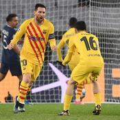 Messi égalise et redonne l'espoir à son équipe