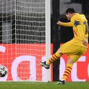 Messi ne transforme pas le penalty