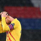 Messi voit l'élimination arriver