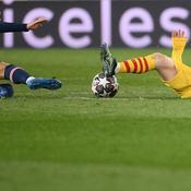 Paredes en souffrance sur le marquage de Messi