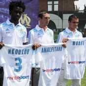 Marseille, Nicolas NKoulou, Morgan Amalfitano, Jérémy Morel