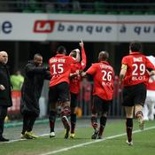 22J, Rennes-Paris Saint-Germain