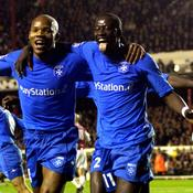 2002 : Arsenal-Auxerre 1-2
