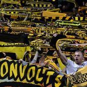 Dortmund-City, Supporters duf Borussia Dortmund 450