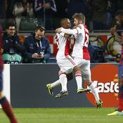 Ajax-Barça : joie