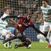 Celtic-Milan AC : Balotelli